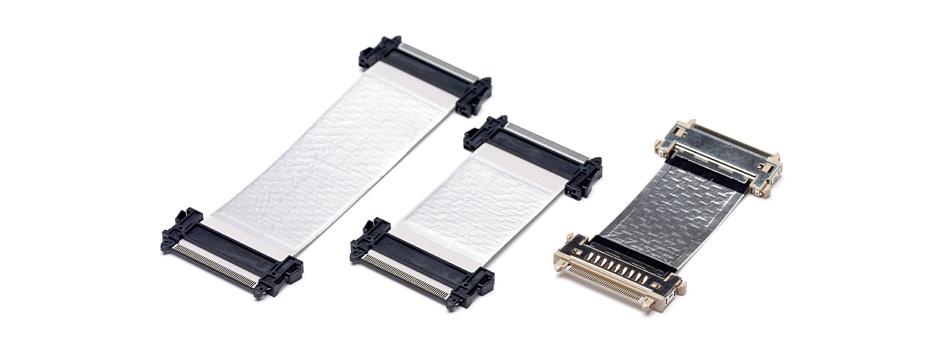 Ffc Cable Assemblies : Impedance matched ffc assemblies alysium tech